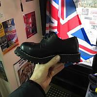 Туфли ботинки оксфорды steel Steel (М.А)