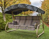 Садовые качели София магазин мебели для дачи