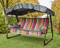 Садовые качели Интерно магазин мебели для дачи