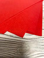 Бумага пергамент в листах 20 шт, ф.200*300мм, плотность 50/м2, цвет красный