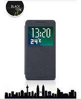 Чехол книжка кожаный Nillkin Sparcle New Leather Case для HTC Desire 820 Black