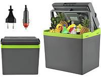 Автомобильный холодильник Malatec серый 28 л HQ LT 7845