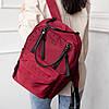 Трендовая сумка-рюкзак, фото 9