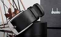 Мужской классический кожаный ремень. Две разновидности, фото 3