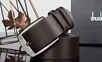 Мужской классический кожаный ремень. Две разновидности, фото 6