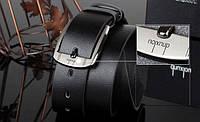 Мужской классический кожаный ремень. Две разновидности, фото 8