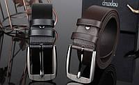 Мужской классический кожаный ремень. Две разновидности, фото 9