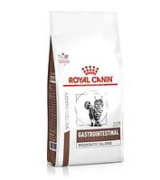 Royal Canin Gastro Intestinal Moderate Calorie 2кг+0,4 кг -дієта для кішок при порушенні травлення