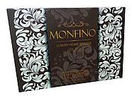"""Скатерть Monfino в чемоданчике """"Молочно-коричневая"""" (150x220cm.), фото 3"""