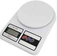 Весы кухонные ELECTRONIC Kitchen Scale SF-400, фото 1