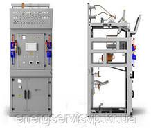 Комплектний розподільчий пристрій КРУ 2-10М з ТТ і ТН