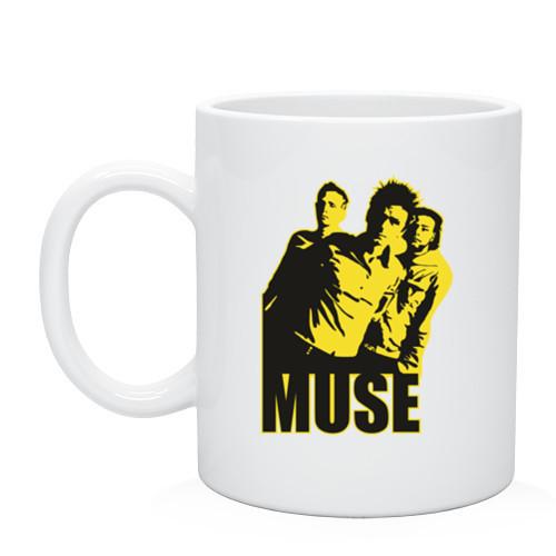 Кружка Muse yellow