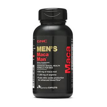 Маку екстракт кореня GNC men's Maca Man 60 капсул