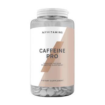 Кофеїн MyProtein Caffeine Pro 200 пігулок