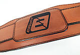 Пояс атлетический EasyFit Training Belt (коричневый), фото 6