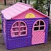 Дитячий Пластиковий Будиночок для Вулиці Великий