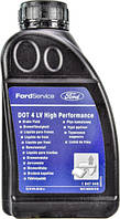 Тормозная жидкость Ford DOT 4  LV High Performance 0.5л 1847946