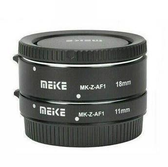 Макрокольца Meike MK-Z-AF1 автофокусные для фотокамер Nikon Z (байонет Z)