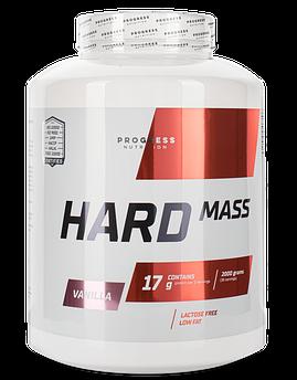 Купити для набору маси Progress Nutrition Hard Mass 2000 р Ваніль