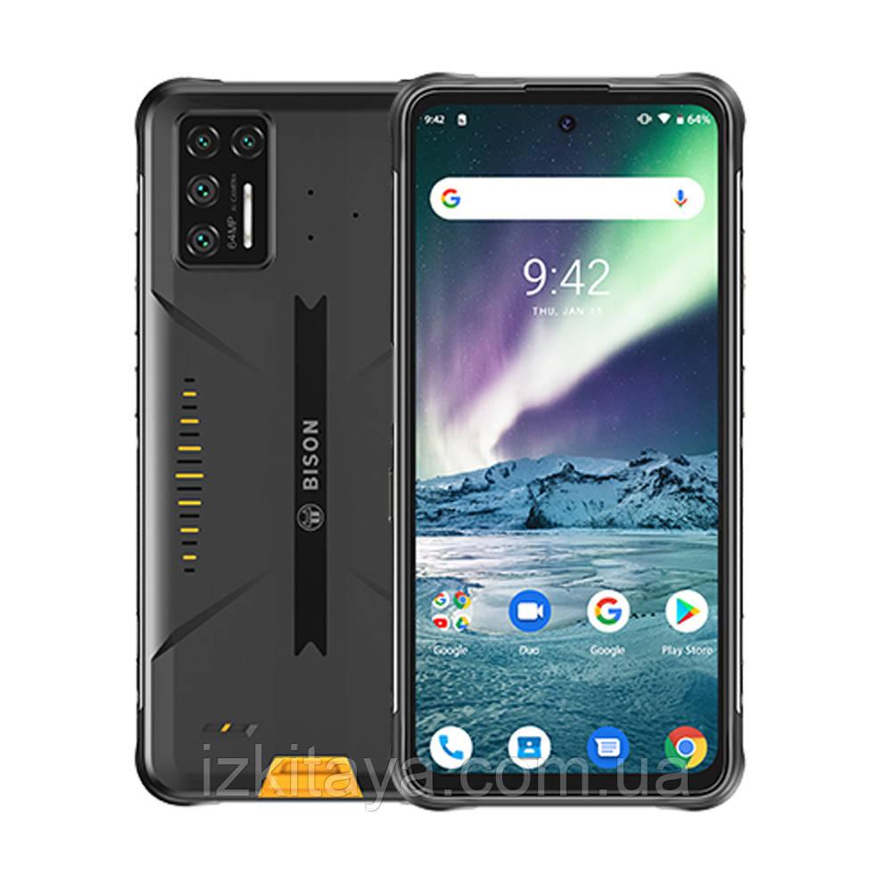Смартфон Umidigi Bison 8/128Gb yellow + Свит ТВ 3 місяці безкоштовно