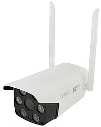 IP камера видеонаблюдения UKC 1080P 3020 Wi-Fi система видеонаблюдения беспроводная (відеоспостереження) (GK)