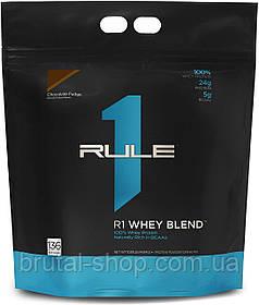 Протеїн Rule One Proteins R1 Whey Blend (4600g) 136serv.