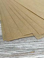 Бумага пергамент в листах, ф 280*350 мм, плотность 40г/м2 , цвет крафт