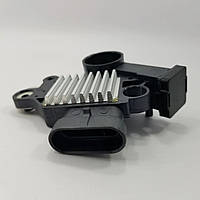 Блок выпрямительный и щетки (евро-3) Lacetti 1.4-1.8, Nexia 1.6 DOHC КАР-ОЕМ Корея, фото 1
