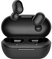 Бездротові Навушники Xiaomi Haylou GT1 XR Black (6971664930399), фото 1