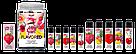 ПРОБНИК Лубрикант Wet Flavored Sexy Strawberry (сочная клубника) 10 мл, фото 3