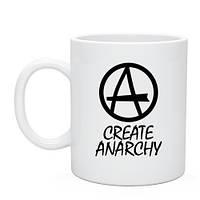 Кружка Create anarchy