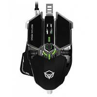 Миша дротова ігрова MEETION Backlit Gaming Mouse RGB MT-M990S, чорна