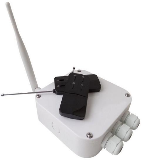 Блок дистанционного управления до 12 LED прожекторов NLP