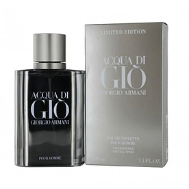 Мужская туалетная вода Giorgio Armani Acqua di Gio Limited Edition 100 мл