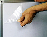 Магнитно-маркерная доска в алюминиевой раме UkrBoards Все размеры. Белая доска для рисования маркером, фото 4