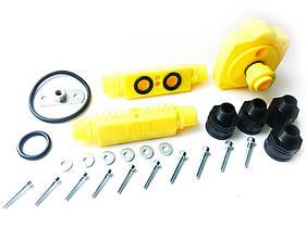 Набор промывочных адаптеров Master Boiler Adapters 2 в 1 (HE + CP)
