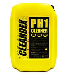 Кислотное средство для промывки теплообменников и водонагревательного оборудования CLEANDEX pH1, 5 л