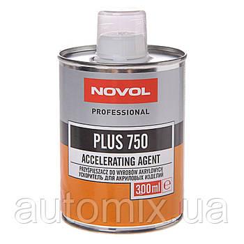 Ускоритель сушки Novol PLUS 750 для акриловых продуктов 300мл