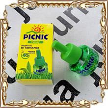 Рідина для електрофумігатора Picnic Family від комарів 30 мл./45 ночей