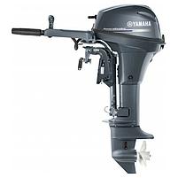 Лодочный мотор Yamaha, 9.9 лс, 4 тактный, F9.9JMHL - подвесной мотор для яхт и рыбацких лодок, фото 3