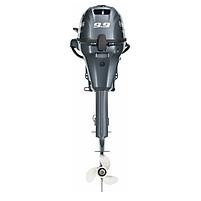 Лодочный мотор Yamaha, 9.9 лс, 4 тактный, F9.9JMHL - подвесной мотор для яхт и рыбацких лодок, фото 2