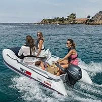 Двигун для човна Yamaha F9.9JMHS  - підвісний двигун для яхт і рибальських човнів, фото 5