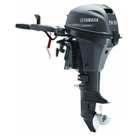 Двигун для човна Yamaha F9.9JMHS  - підвісний двигун для яхт і рибальських човнів, фото 4