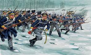 Пехота Пруссии. Наполеоновские войны1/72 ITALERI 6067