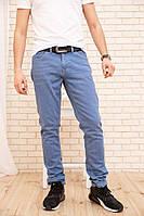 Джинсы мужские 171R007 цвет Голубой