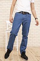 Джинсы мужские 171R005 цвет Синий