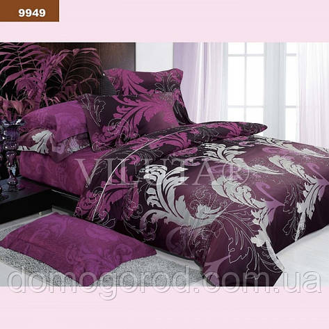 9949 Семейное постельное белье ранфорс Viluta, фото 2