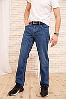 Джинсы мужские 171R004 цвет Синий
