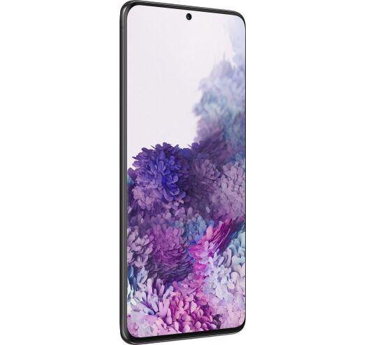 Смартфон Samsung G986U Galaxy S20+ 12/128GB 5G Black 1 SIM Qualcomm Snapdragon 865 4500 мАч