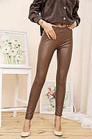 Лосины женские 164R431 цвет Темно-коричневый